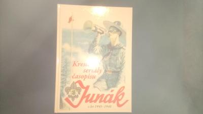 JUNAK KRESLENE SERIALY CASOPISU Z LET 1945-1948