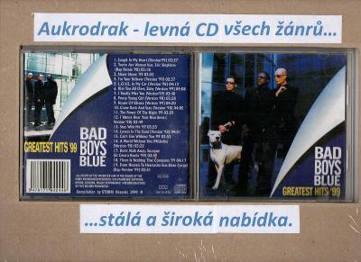 CD/Bad Boys Blue-Greatest Hits ´99