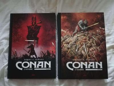 Conan z Cimmerie 1-2