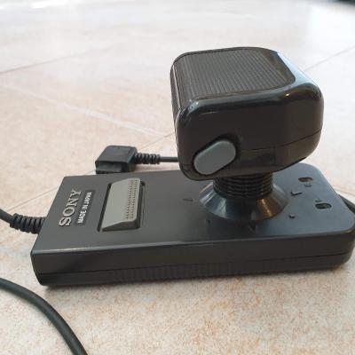 MSX Sony Hit-Bit Joystick JS-55 zachovalý