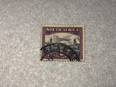 Britské kolonie raž. - South Africa