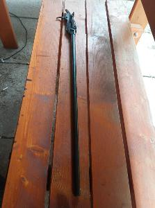historická flobertka ráže 9
