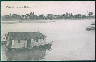 27A1338 Bosna a Hercegovina Brod