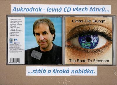 CD/Chris De Burgh-The Road To Freedom