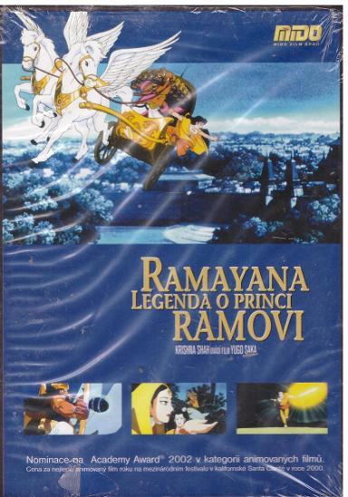 Ramayana legenda o princi Ramovi DVBO1) - Film