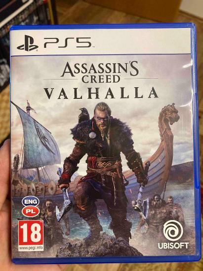 Assasin Creed Valhala (PS5) - Hry