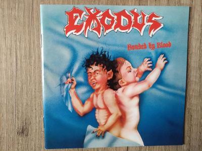 CD-EXODUS-Bonded By Blood/leg.thrash,U.S.,reed 1999