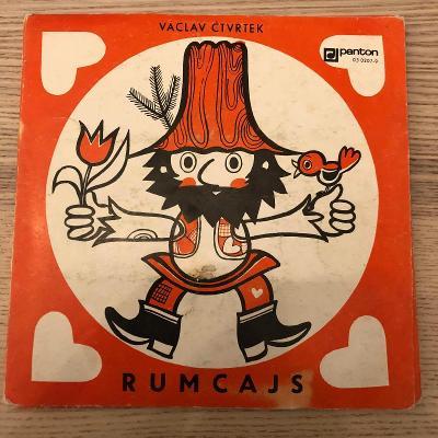 3 x SP Václav Čtvrtek – Rumcajs 1969 (jak se stal loupežníkem)
