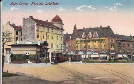 Moravská Ostrava KARVINSKÁ LOKÁLKA