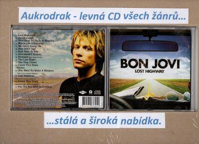 CD/Bon Jovi-Lost Highway