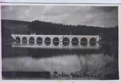 Želiv, velká přehrada
