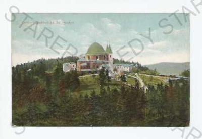 Svatý Hostýn Kroměříž celkový pohled