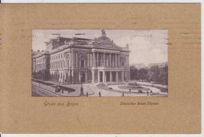 Brno (Brünn), divadlo