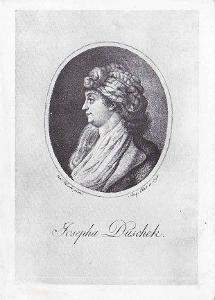 JOSEFÍNA DUŠKOVÁ - OPERNÍ PĚVKYNĚ -28-MY94