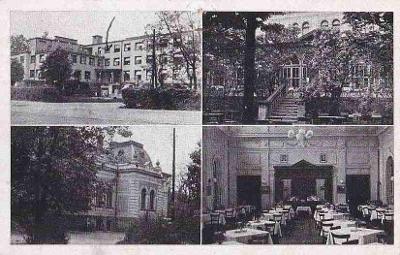 LÁZNĚ DARKOV - SANATORIUM - OKÉNKOVÁ - 1-NY61