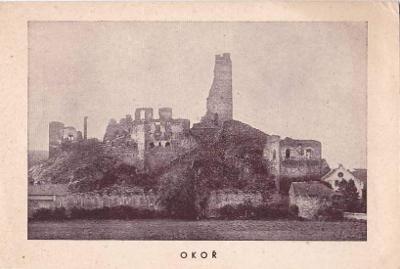 OKOŘ - HRAD -12-OY100
