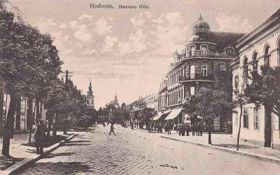 HODONÍN - HESSOVA TŘÍDA - 19-OY6