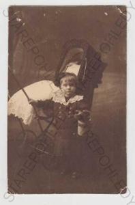 Děti - foto, dítě, kočárek