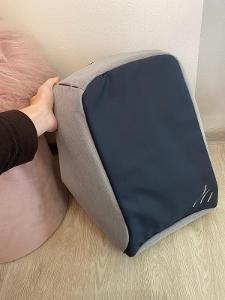 Chytrý batoh S VISAČKOU
