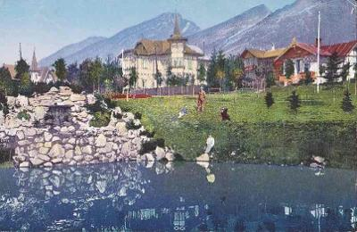 SLOVENSKO - TATRY - NOVÝ SMOKOVEC -14-PY72