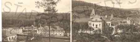 "Luhačovice, lázně, Villa \""Vlasta\"", r"