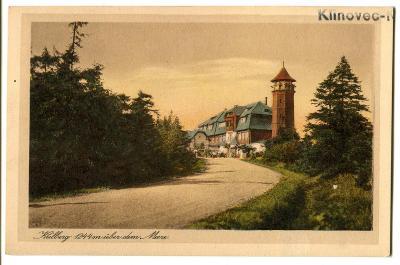 Rozhledna Klínovec, Karlovy Vary, Krušné hory