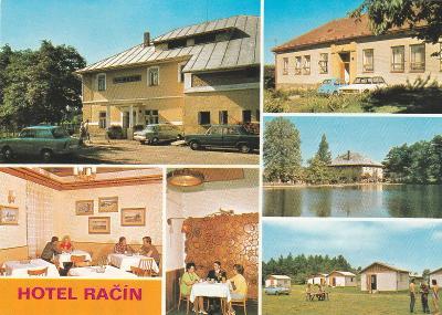 ŽĎÁRSKÉ VRCHY - RAČÍN - HOTEL RAČÍN