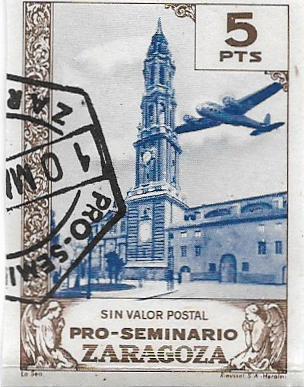 Známka starého Španělska od koruny - strana 14