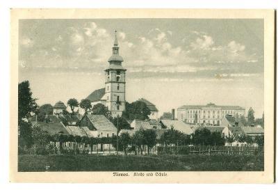 Mimoň, Niemes, Česká Lípa