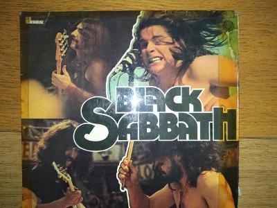BLACK SABBATH - VERTIGO  LP Vinyl