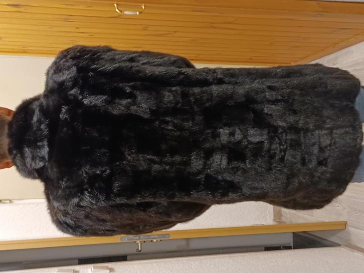 Norkový kožich - Dámské oblečení