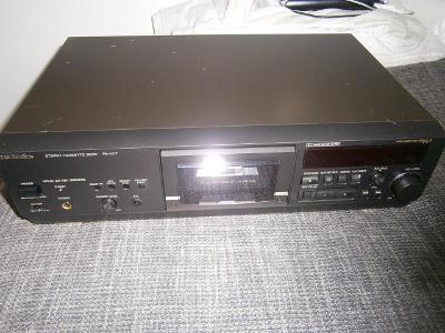 Tape deck TECHNICS AZ-7 po servisu