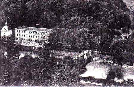 Teplice, Teplitz bei Mährisch Weisskirchen