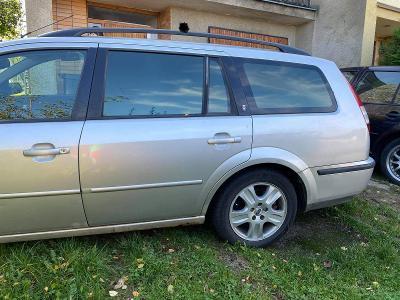 Ford mondeo mk3 2,0 nafta rok 2001