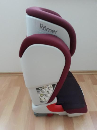 Autosedačka Römer 15-36 kg - Autosedačky