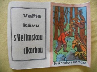 Reklamní pohádky Velimská cikorka: Krakonošova zahrádka