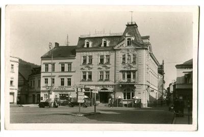 Česká Kamenice, Děčín