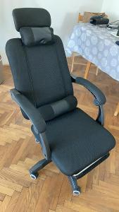 Nové kancelářské křeslo Hölm!!