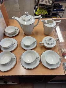 čajový servis karlsbad