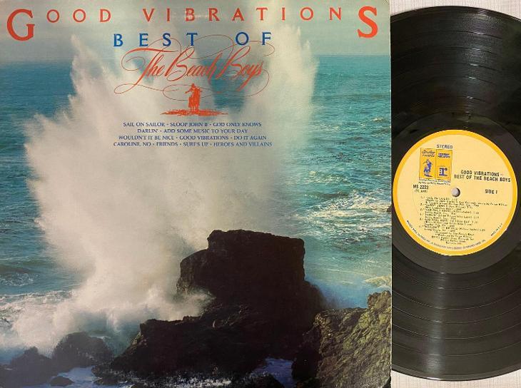 The Beach Boys - Good Vibrations: The Best Of The Beach Boys - Hudba