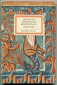 Deutsche romanische Bildteppiche aus den Domschätzen zu Ha