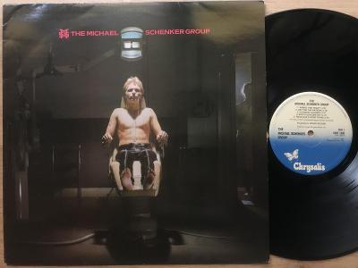 MICHAEL SHENKER GROUP same UK 1981 VG+ Chrysalis