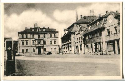 Hrádek nad Nisou Grottau, Liberec