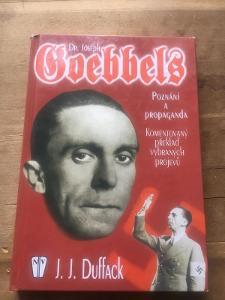 Kniha Göebbels-nacismus-SS-foto