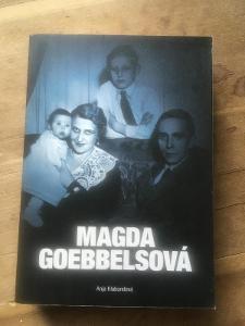 Kniha Magda Goebbelsová