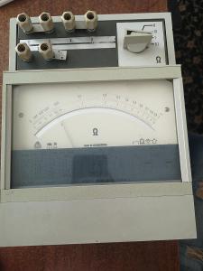 Měřící Přístroj MKL 20