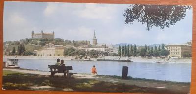 Bratislava - STARÁ HISTORICKÁ POHLEDNICE  - Slovensko