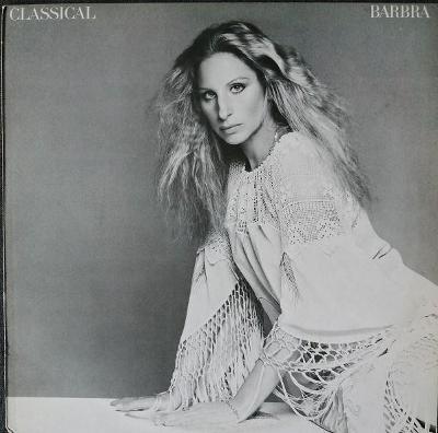 LP Barbra Stereisand - Classical