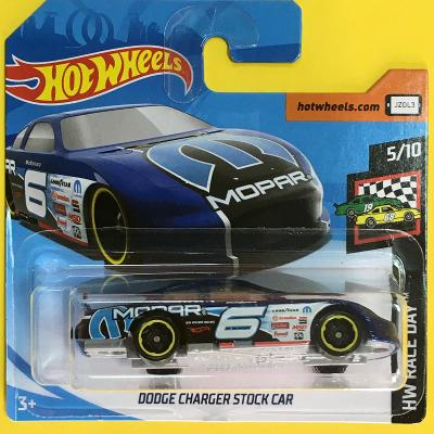 Dodge Charger Stock Car  - Hot Wheels 2019 76/250 (E11-m3)