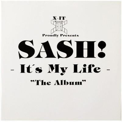 Gramofonová deska SASH! - It's my life (2LP)